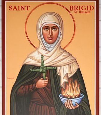św Brygidą