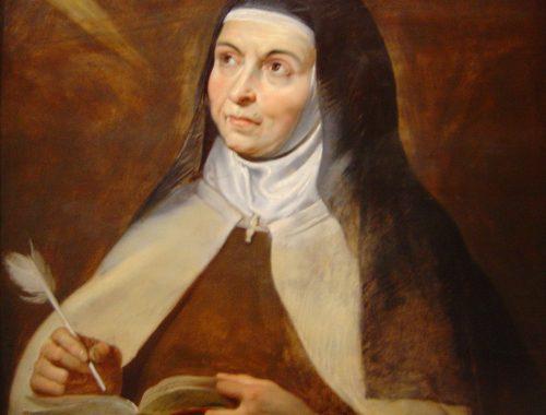 św Teresa z Avila