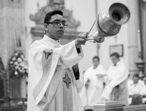 modlitwa, kapłan