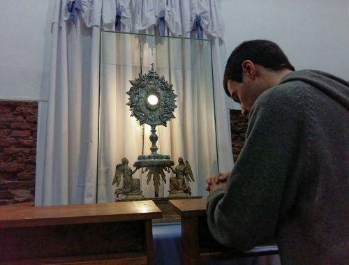 modlitwa, NS