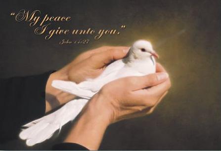 modlitwa, Duch święty