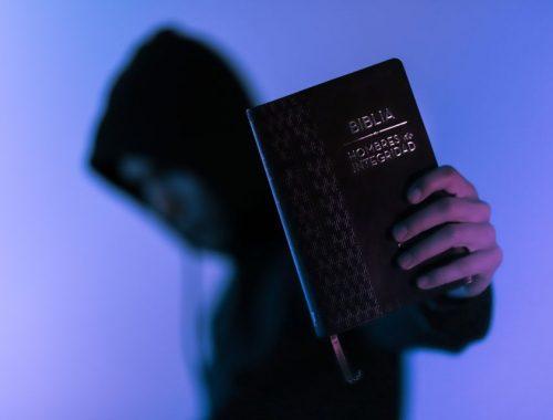 modlitwa, Biblia