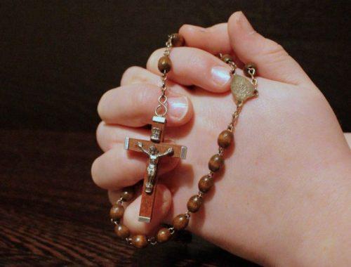 Modlitwy maryjne