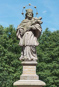 św Jan Nepomucen
