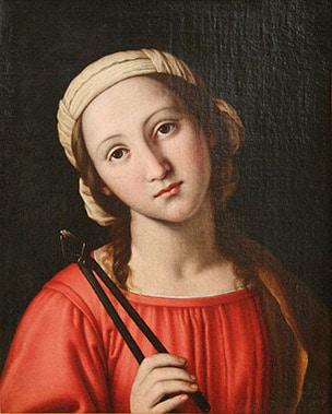 św. Apolonia