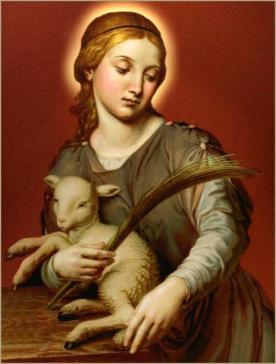 św. Agnieszka