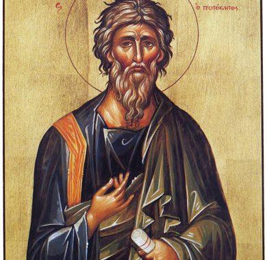 św Andrzej Apostoł