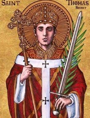 św Tomasz Becket