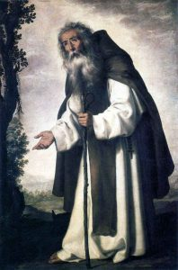 św. Antoni Wielki