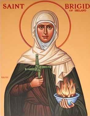 św. Brygida Kildare (Irlandzka)