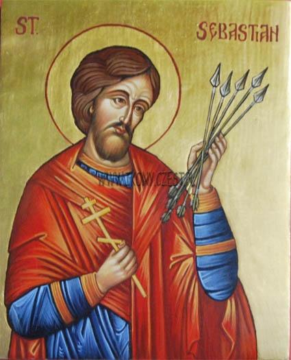 św. Sebastian męczennik
